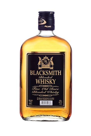 Picture of Black Smith Whisky 375 ML.