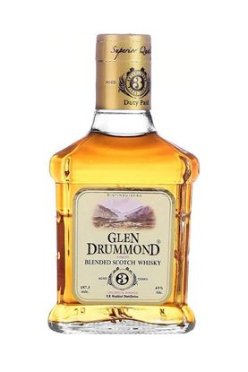 Picture of Glen Drummond Whisky 187.5 ML.