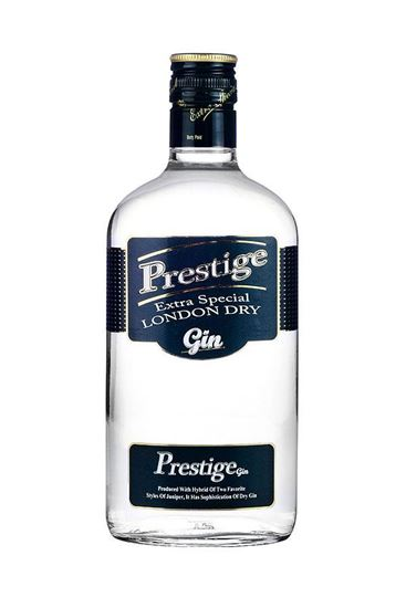 Picture of Prestige Gin 750 ML.