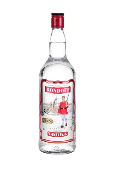 Picture of Rondoff Vodka 1 LTR