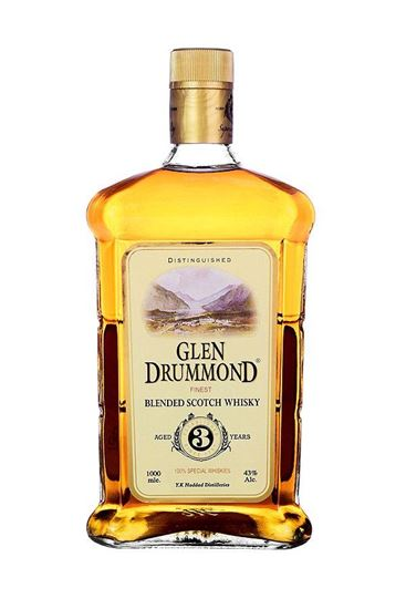 Picture of Glen Drummond Whisky 1000 ML.