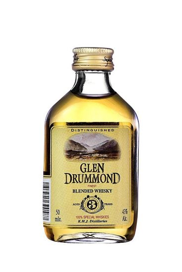 Picture of Glen Drummond Whisky 50 ML.
