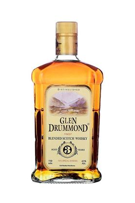 Picture of Glen Drummond Whisky 750 ML.