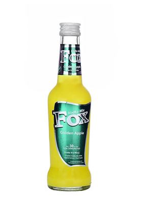Picture of FOX Vodka Mix Golden Apple  - 30 %  275 ML.