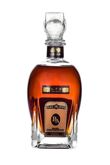Picture of Whisky Black Armor 750 ML.