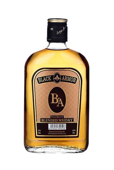 Picture of Whisky Black Armor 375 ML.