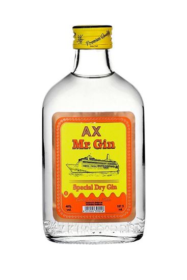 Picture of Mr. Gin 187.5 ML.