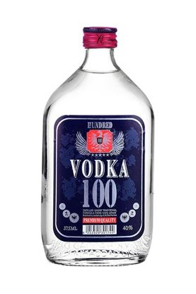 Picture of Vodka 100 (375 ML.)