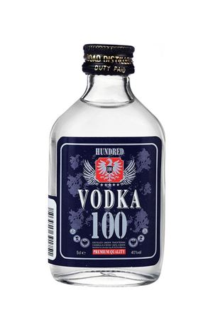 Picture for category Vodka 100's