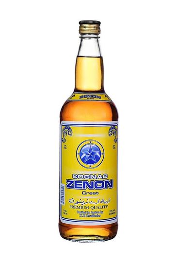 Picture of Cognac Zenon 750 ML.