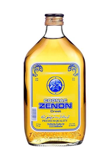 Picture of Cognac Zenon 375 ML.