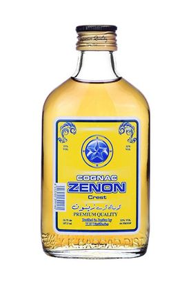 Picture of Cognac Zenon 187.5 ML.