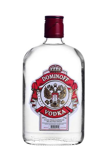 Picture of Vodka Dominoff 375 ML.