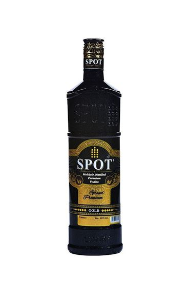 Picture of Vodka Spot Gold 750 ML.