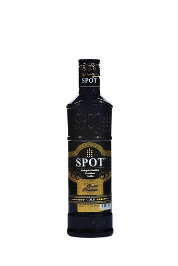 Picture of Vodka Spot Gold  375 ML.