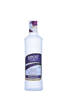 Picture of Vodka Spot Black Currant 375 ML.