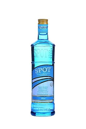 Picture of Vodka Spot Blue 500 ML.