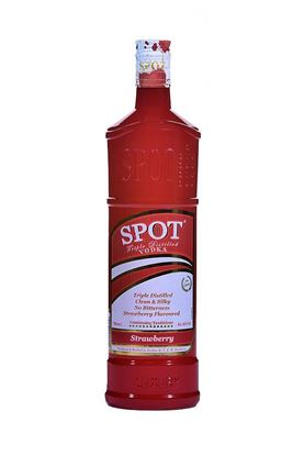 Picture of Vodka Spot Strawberry 750 ML.