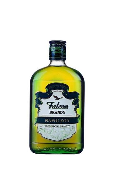 Picture of Falcon  Napoleon Brandy 375 ML.