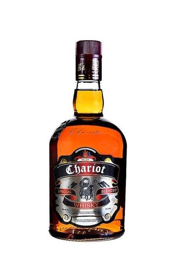 Picture of Chariot Whisky  square 750 ML.